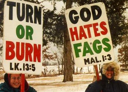 Homophobia and closeted homosexuality in christianity